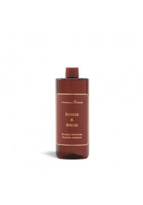 La recarga de perfume entorno de Taller de las Esencias de 500 ml