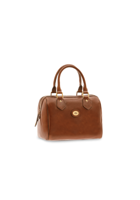 Tasche topcase frau The Bridge leder