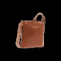 Borsa Coccinelle Liya genuine leather color powder pink
