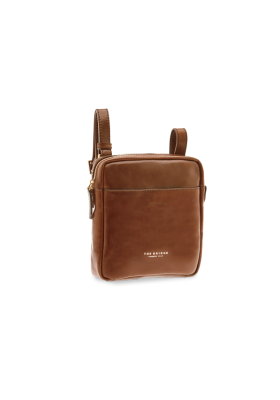 Bag The Bridge Story Uomo leather with shoulder strap