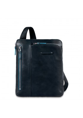 Shoulder pocketbook Piquadro Setebos man with strap