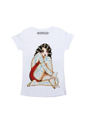 T-Shirt donna RANPOLLO Pin Up