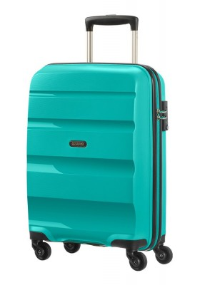 Trolley bagaglio a mano AMERICAN TOURISTER Bon Air 55cm Turquoise