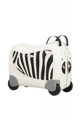 Samsonite Trolley cavalcabile Zebra