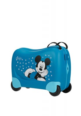 Samsonite Trolley cavalcabile Mickey Topolino