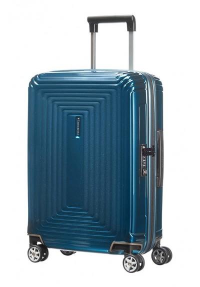 Trolley bagaglio a mano SAMSONITE Neopulse (4 ruote) 55cm Metallic Sand 65752