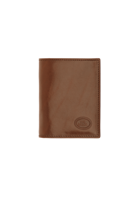Men's wallet vertical, The Bridge organized leather