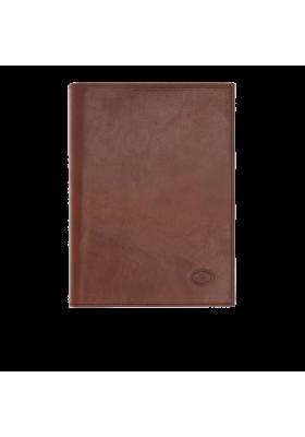 Agenda Le Pont Histoire Exclusifs, en cuir véritable cuir de couleur