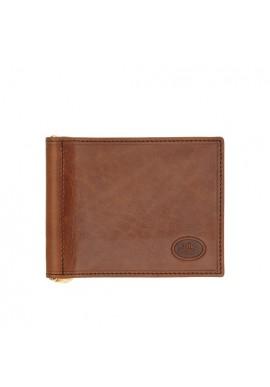 Portadollari money The Bridge Man genuine leather